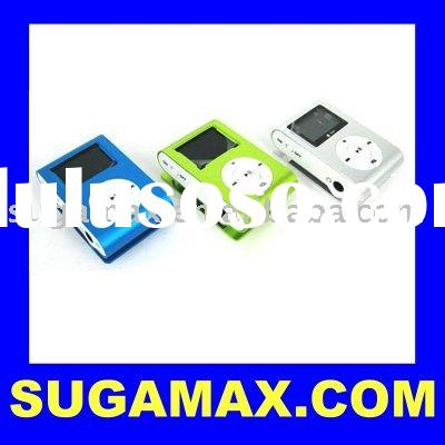 Clip mp3 with screen music player 1gb 2gb 4gb 8gb