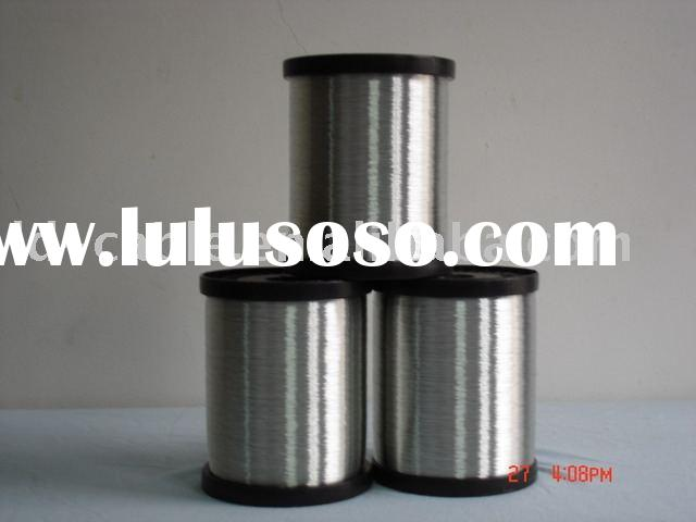 Copper clad aluminum wire with tin plated, tinned cca wire