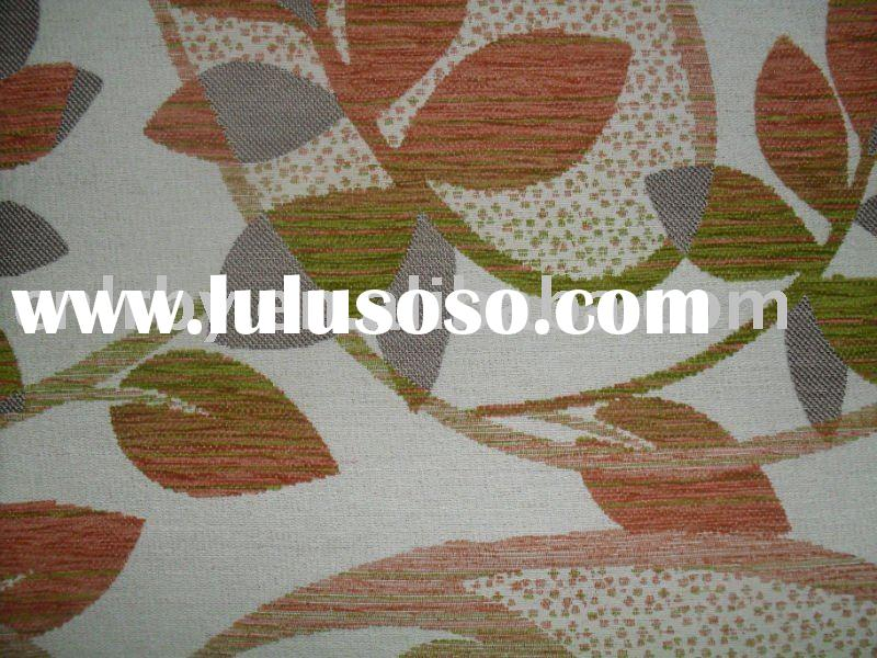 Cotton Chenille upholstery fabric