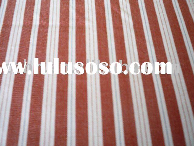 Cotton DYED stripe FABRIC