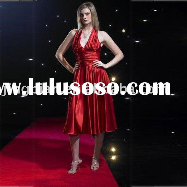 Custom-made Knee-length Evening Gown MB623