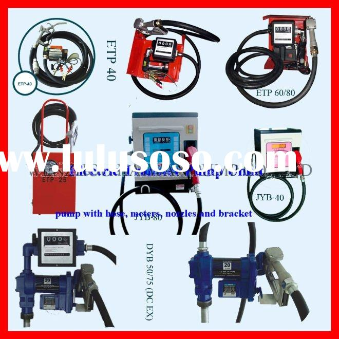 DC ELECTRIC TRANSFER PUMP FOR DIESEL OIL AND GASOLINE