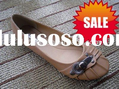 DTF69 High Quality Women Flat Shoes 2011