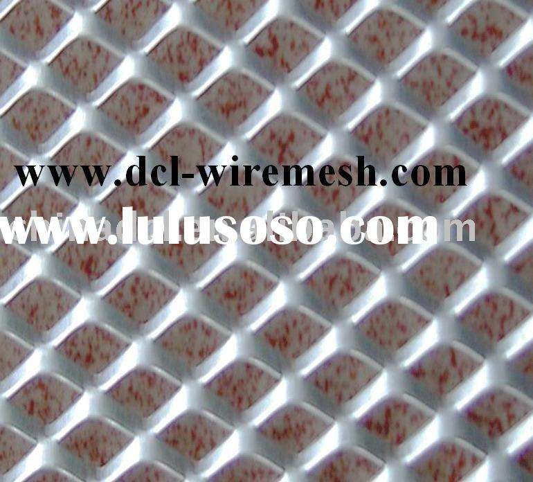Decorative Expanded Metal Mesh,Galvanized Expanded Metal Sheet,Perforated Metal Mesh