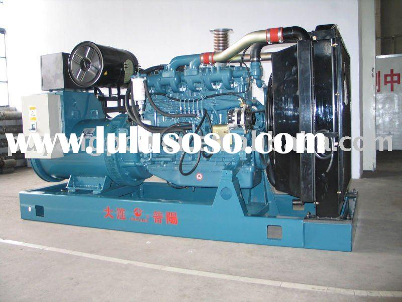 Diesel generator set with ATS&AMF
