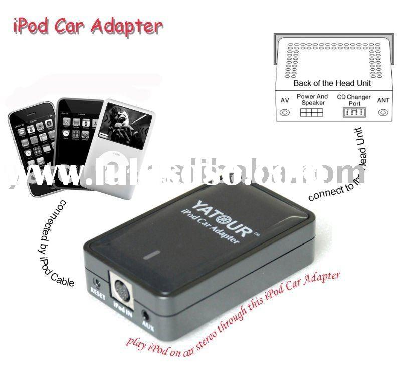 Digital Music CD Changer for ipod used in BMW 5 series E39