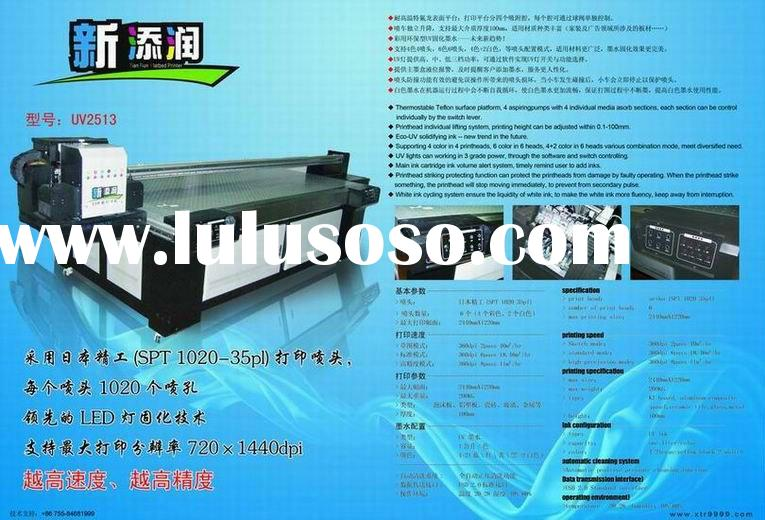 Digital UV Printer flatbed printer for iphone and ipad case printing machine