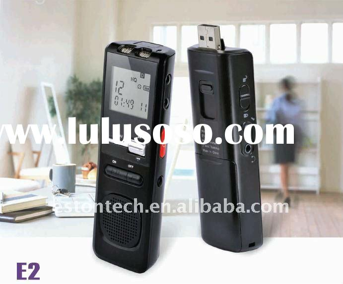 E2 USB Digital Voice Recorder