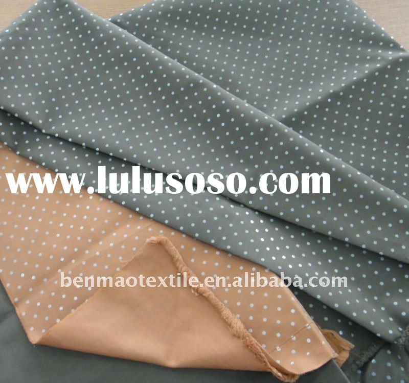 EMBOSSED MICROFIBER FABRIC/EMBOSSED PEACH SKIN FABRIC/NYLON AND POLYESTER PEACH SKIN FABRIC