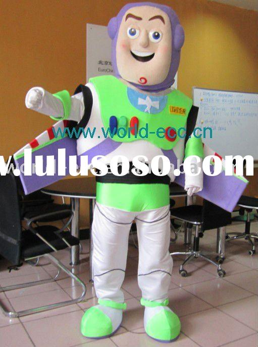 EVA head popular toy story buzz lightyear mascot costumes