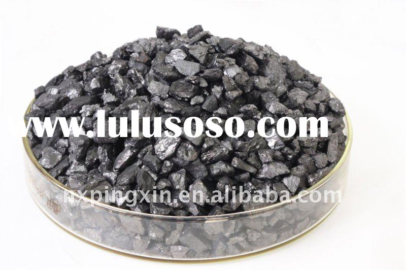 Electrically calcined anthracite for carbon electrode paste