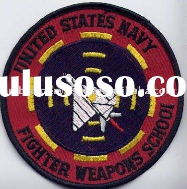 Embroidery Badge For Army Uniforms