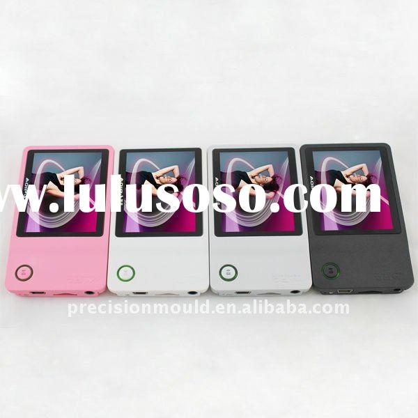 Fashion MP4 player for 4GB, 2.4 inch download games for mp4