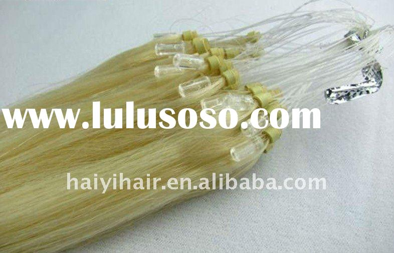 First class micro ring remy hair extension