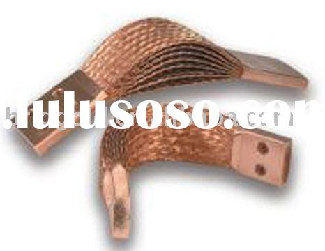 Flexible copper bus bar