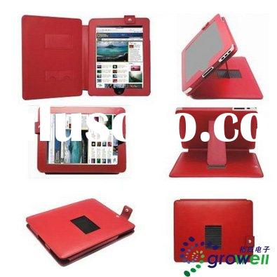 For leather ipad case