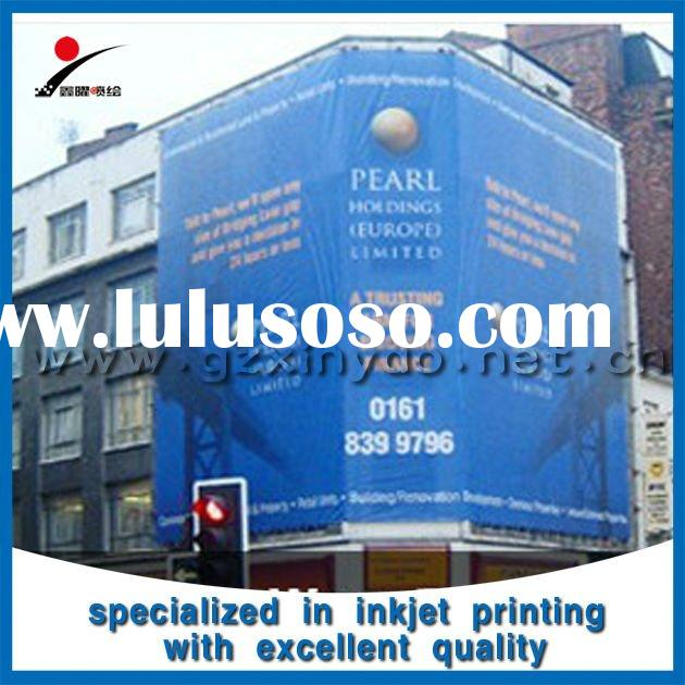 Full Colour, Outdoor Banner Printing on high quality printed polyester mesh banner