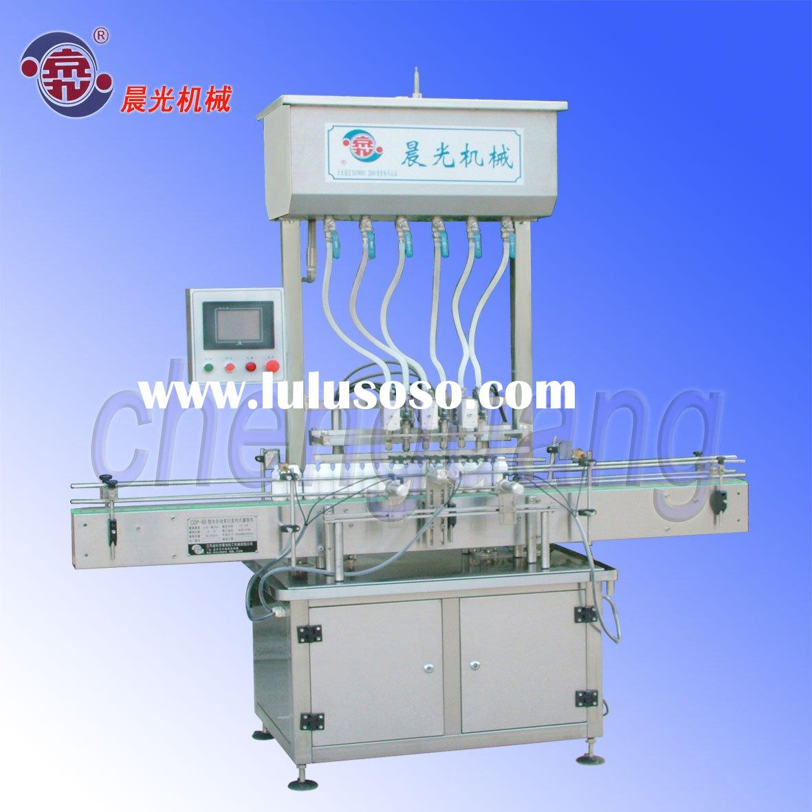 Full-automatic In-line Bottle Mineral Water Beverage Filling Machine
