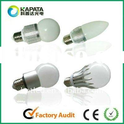 G60 3*2W high power led bulbs(CE/ROHS)