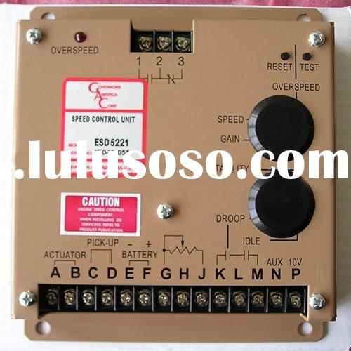 GAC Electric Governor ESD5221E/Speed Controller/idle speed control valve/speed control
