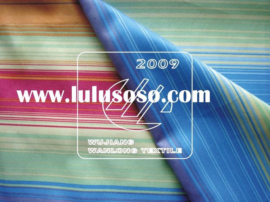 Geometrism Printed Warp Micro Suede fabric for Garments and Home textiles