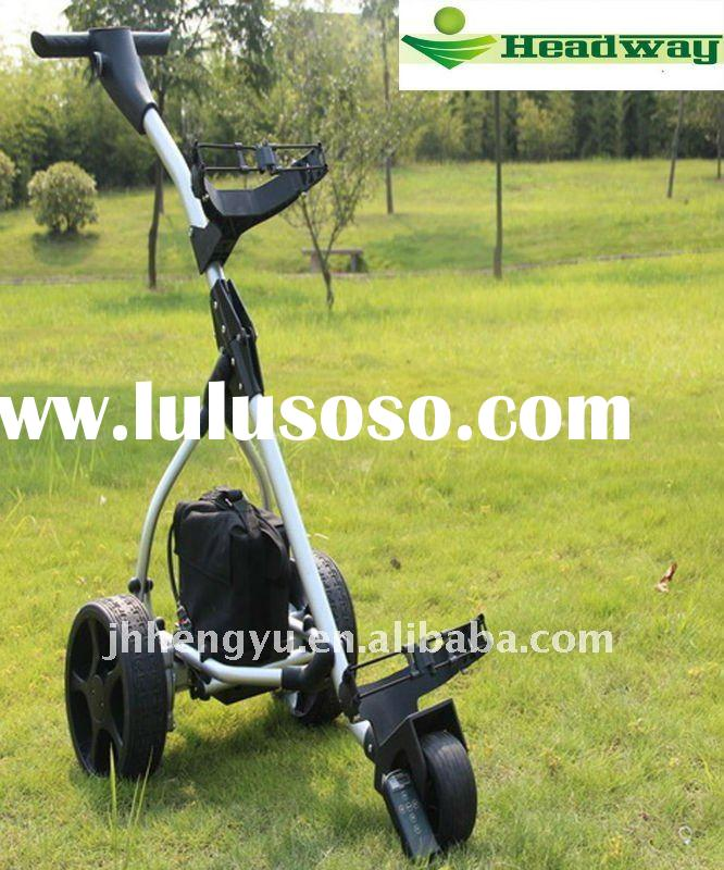 Golf Trolley Remote Control With LCD/LED Display