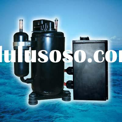 HVAC BLDC Compressor of Cab air conditioning system heat exchanger air conditioner parts