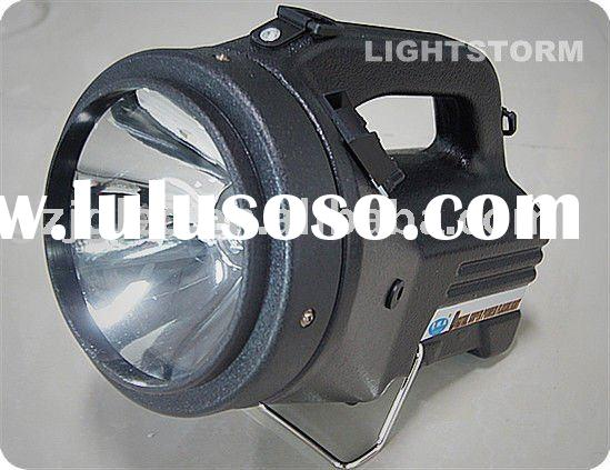 Halogen/HID Rechargeable Portable Searchlight Emergency Light