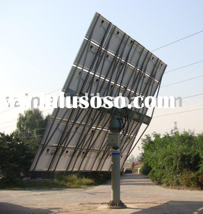 High Power solar tracking system