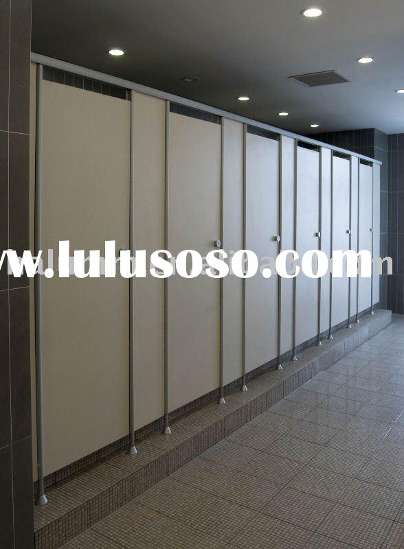 High Pressure Compact Laminate Toilet Partition