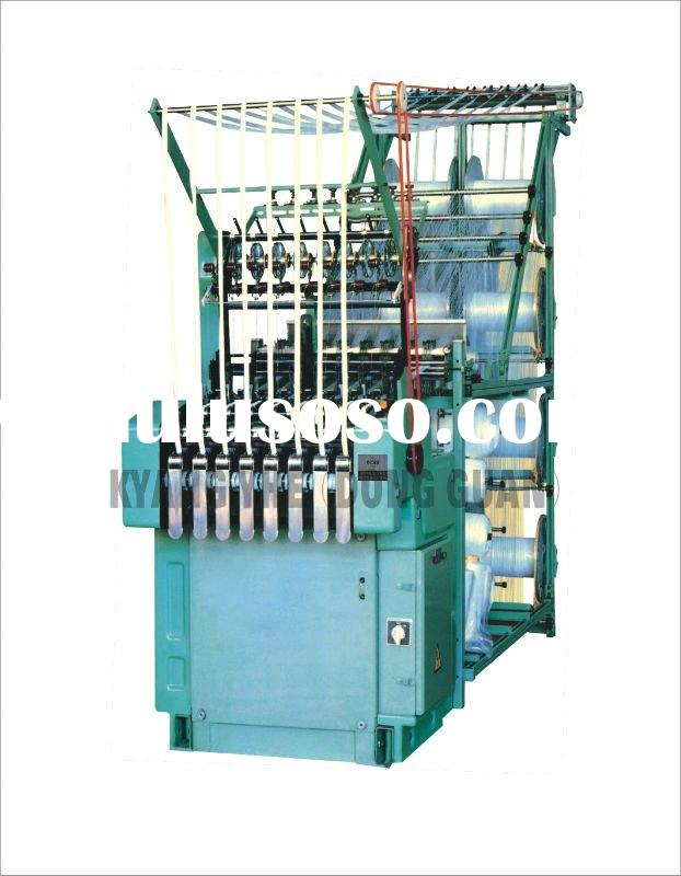 High Speed Zipper Needle Loom