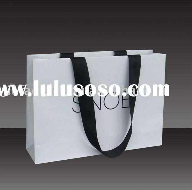 High quality Craft paper bag for gifts and promotion