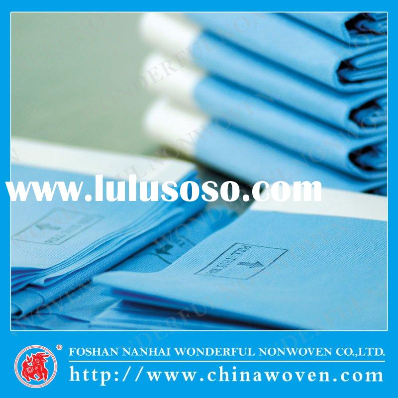 High quality disposable fenestrated surgical drape