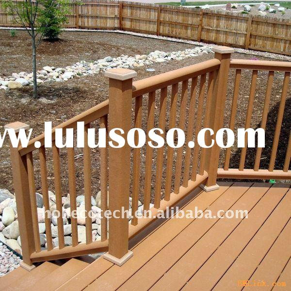 Hollow/Solid Wood plastic composite decking/flooring with grooves (CE, ROHS, ASTM, Intertek)wpc plas