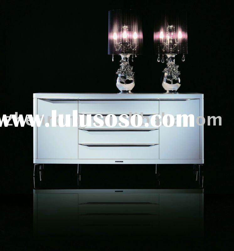 Home Furniture, Living Room Furniture, Shoe Cabinets, Shoe Rack, E1 MDF with High Gloss PU Painting,