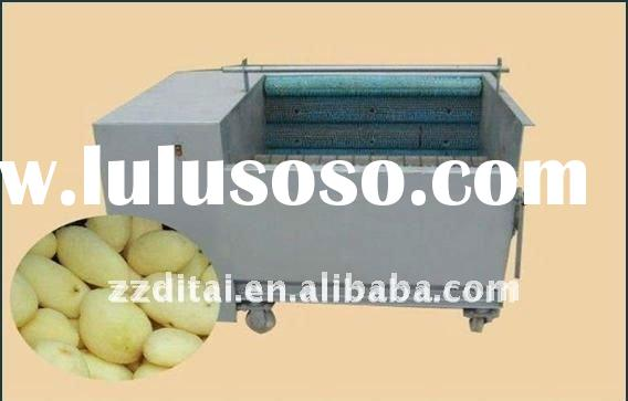 Hot sale potato peeling machine