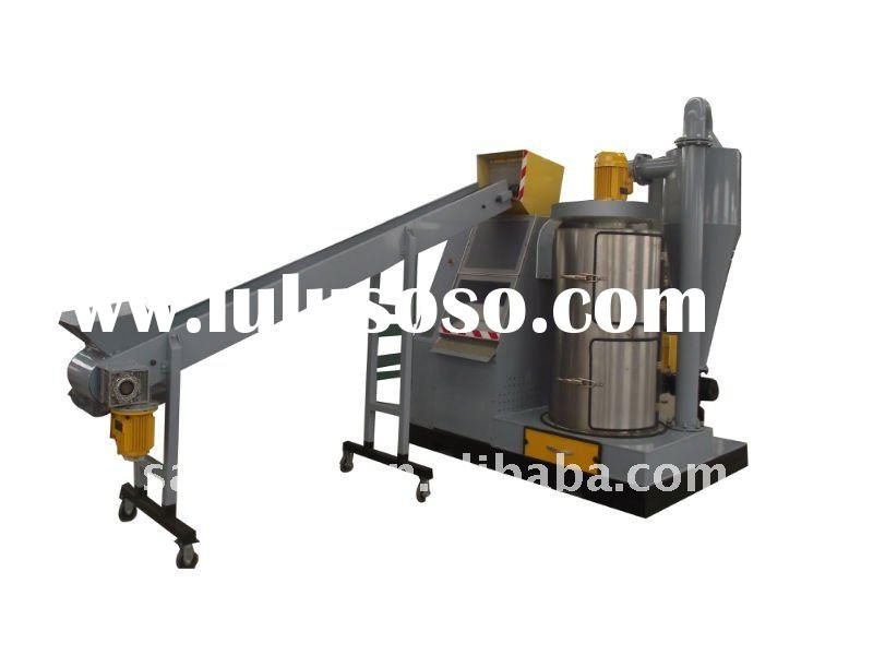 Insulated Wire Recycling Machine, cable granulates plant