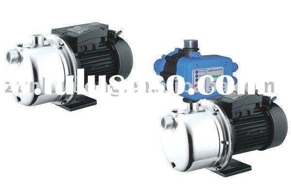 JET PUMP stainless steel WITH PRESSURE SWITCH