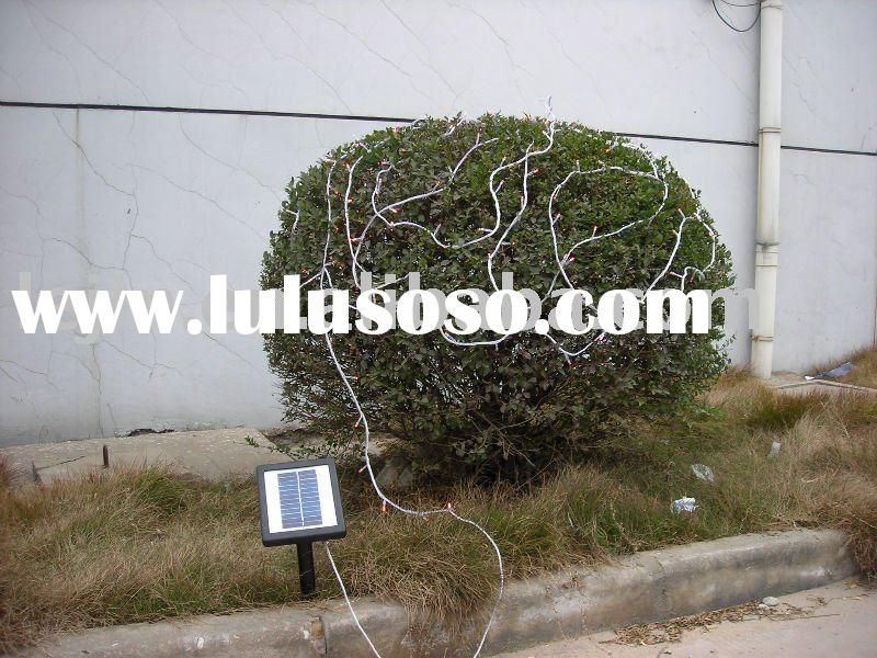 LED Solar string light/ Solar Decorative Light