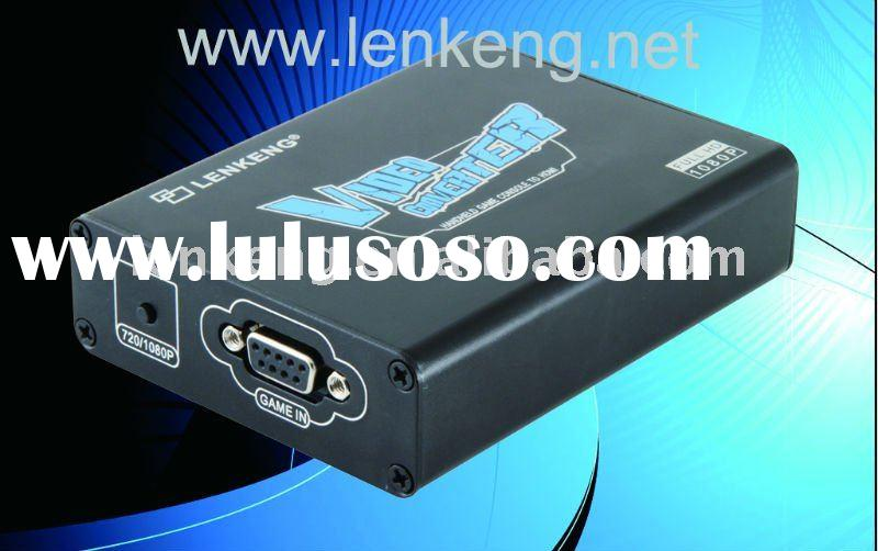 LKV 8000 HDMI converter for PSP/Wii/Xbox/video game