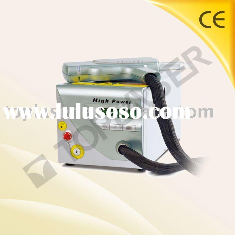 Laser for tattoo removal machine