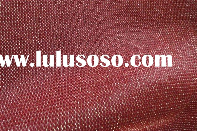 Low price Good Quality Polyester Knitted Mesh Fabric