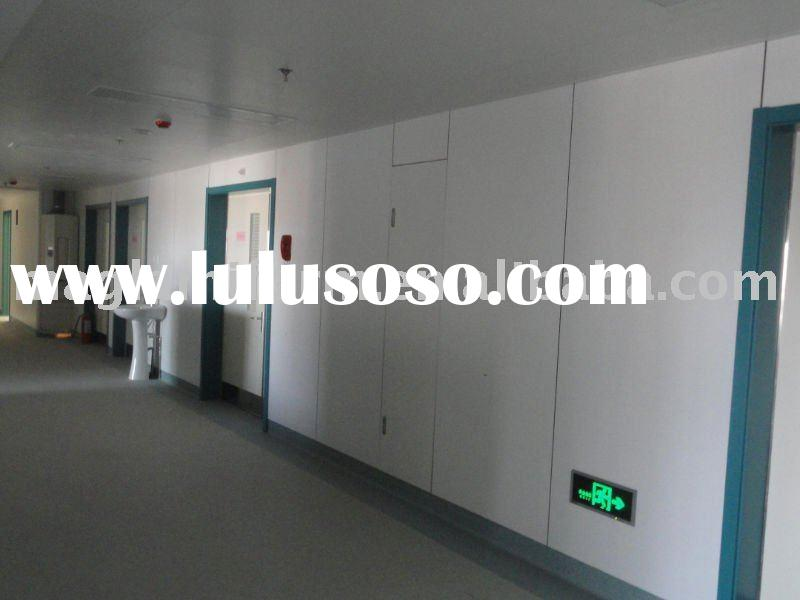 MAG High Pressure Compact Laminate Standard Grade - Wall Cladding Partition System