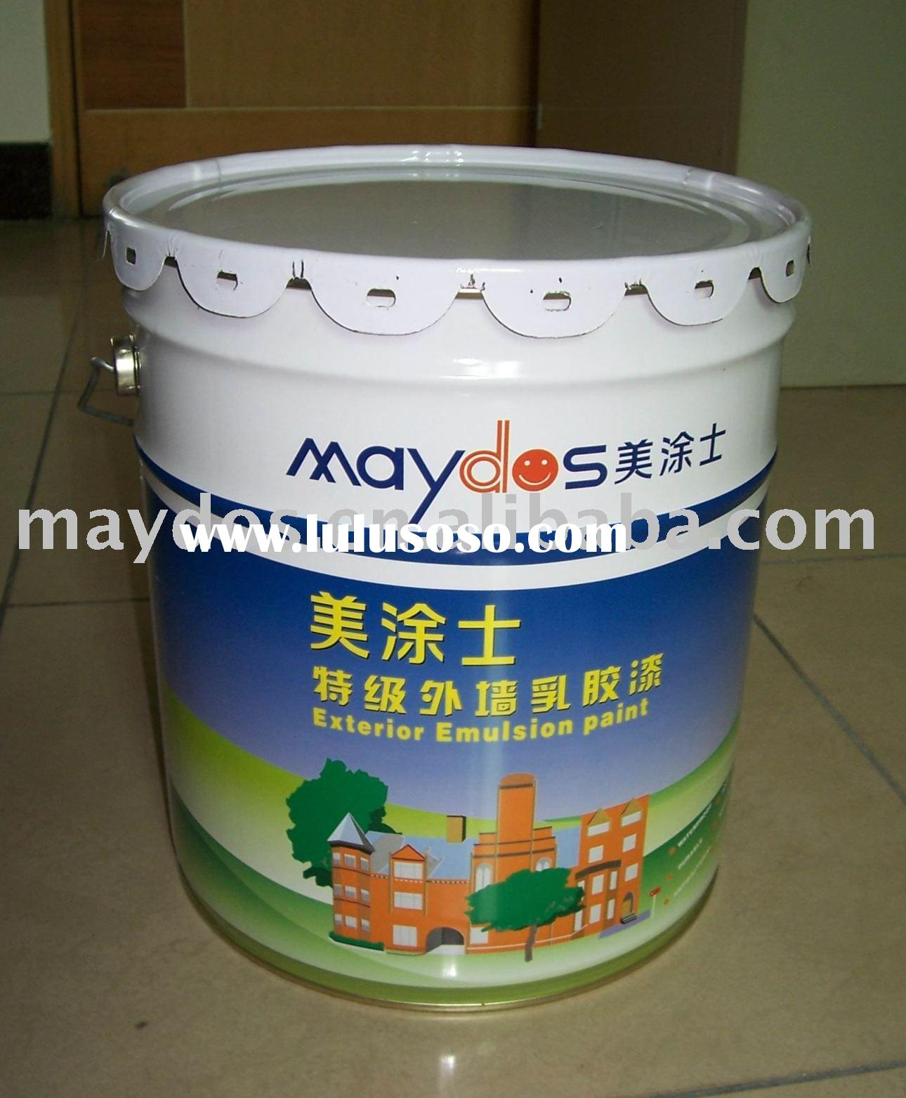 Oil Base Acrylic Exterior Paint For All Weather For Sale Price China Manufacturer Supplier 660248