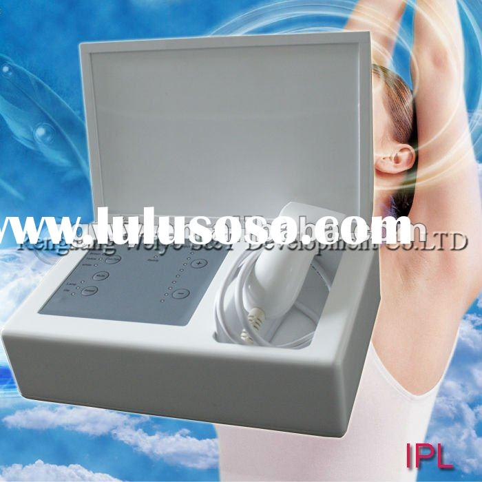 Mini home use IPL hair removal , rejuvenation, white and tender the skin