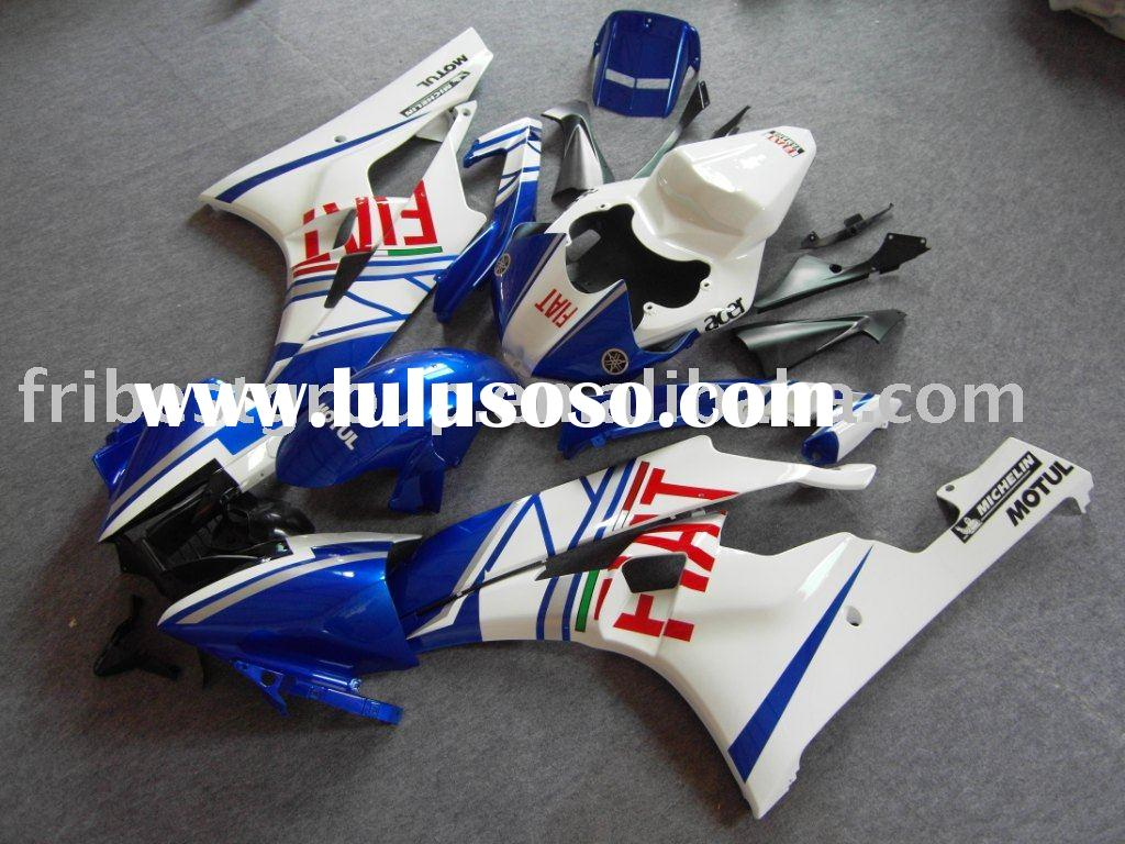 Motorcycle ABS fairing kit for YZF R6 06 07 2006 2007 FIAT in race version
