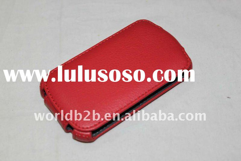 Newest Flip Leather case for BB9900