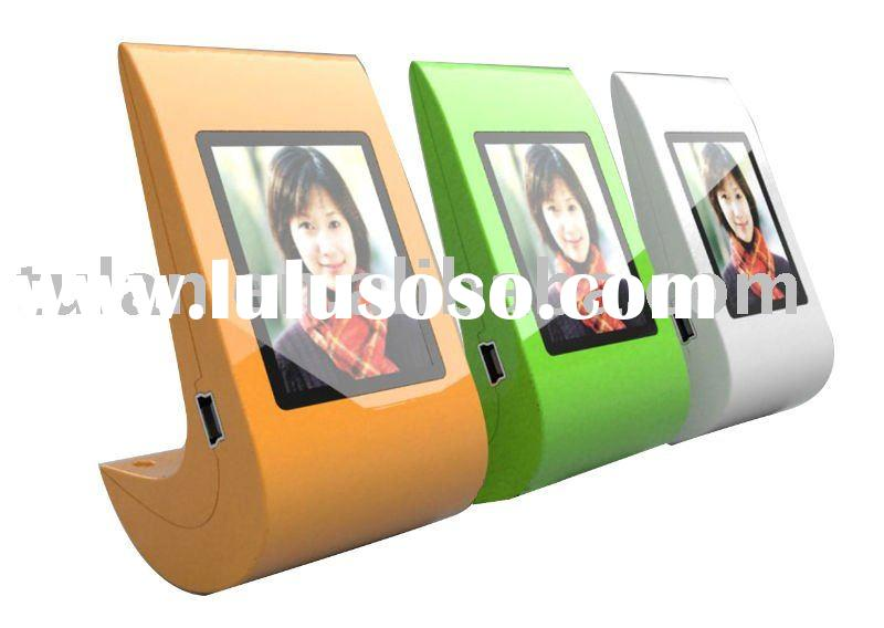 Newest and hot sell digital photo frame(TL-DF15H)