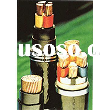 PVC Insulated Sheath Fire-Resistance Electric Cable