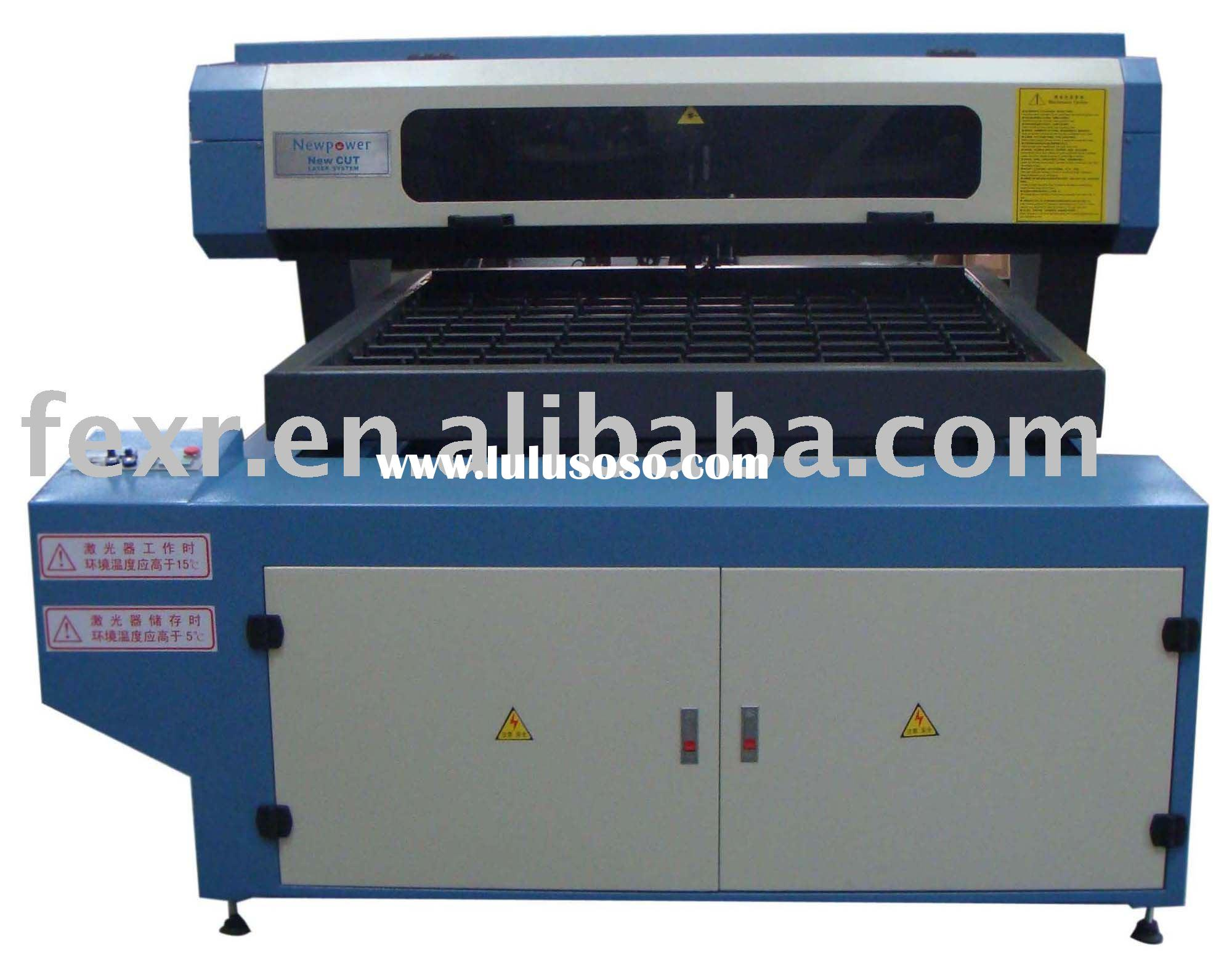 Plywood,Die Board Laser Cutting Machine